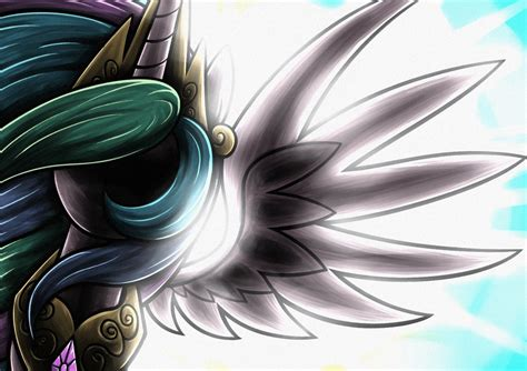celestia penumbra by rambopvp on deviantart