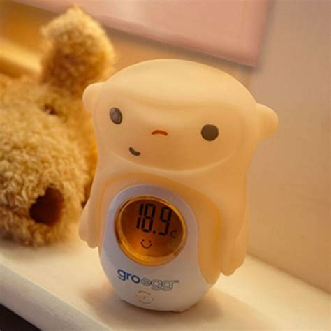 thermomètre chambre bébé le thermomètre chambre bébé en 40 idées archzine fr