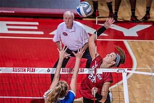 APSU Volleyball sweeps UT Martin for Sixth Straight Win ...