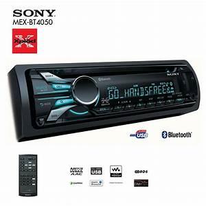 Sony BT4050 Bluetooth Car stereo | Big Ed