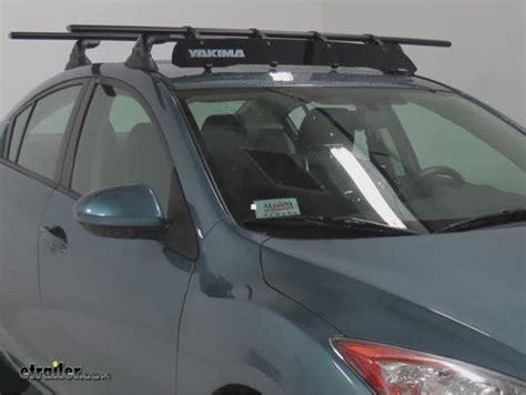 roof rack fairing yakima windshield fairing for roof racks 40 quot yakima