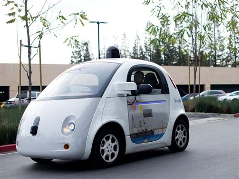 Google Could Trial Driverless Cars In London