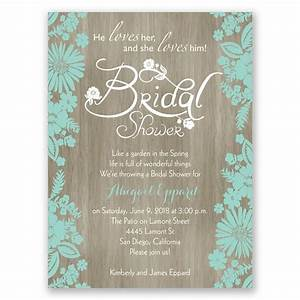 Bridal shower invitations inexpensive bridal shower for Wedding showers invitations