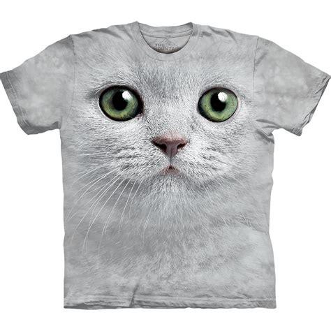 shirt katze mit gruenen augen kaufen tshirts de