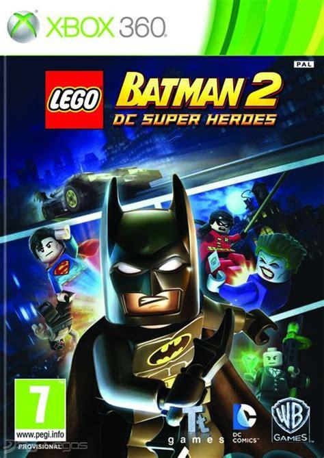 Amante de los juegos de xbox360? Lego Batman 2 DC Super Heroes para Xbox 360 - 3DJuegos