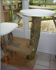Arbre à Chat Fait Maison : arbre chat fait maison les cr as de flomelle ~ Melissatoandfro.com Idées de Décoration