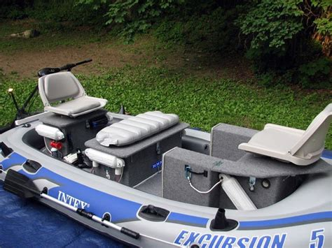 Intex Excursion 5 Floor Measurements by Custom Modular Intex Excursion 5 Boat