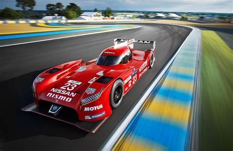 Race Cars by Nissan Gt R Lm Nismo Racecar Engineering
