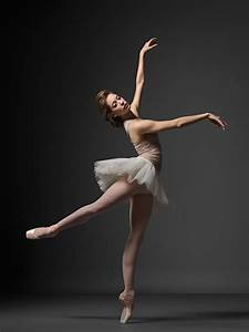 NYC Ballet's Rebecca Krohn, photo by Henry Leutwyler....I ...