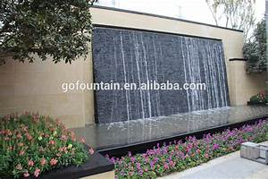 Artificial Cascade Waterfall Fountain Outdoor Decoration
