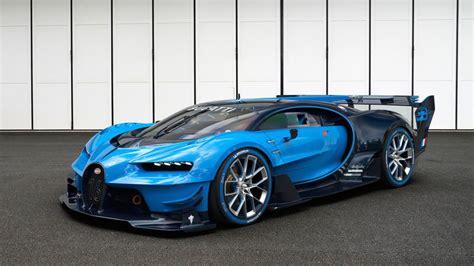 Bugatti's New Video Game Racer Previews Veyron Successor
