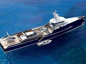 The Latest Trend In Yachts Is A 'Support Yacht' To Carry ...