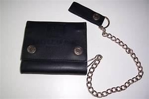 BMXmuseum.com For Sale / Little Devil Leather Chain Wallet-NEW