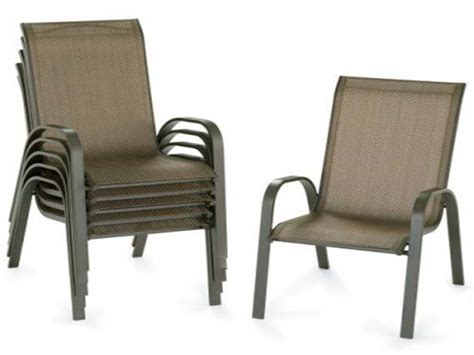 Patio Chairs by Outdoor Patio Seating Furniture Stackable Outdoor