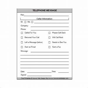 Phone Message Log Template Printable Phone Message Phone Messages Out Of Office
