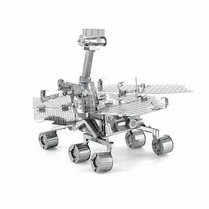 Innovatoys :: Metal Earth Mars Rover 3D Laser Cut ...