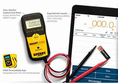 Smart Meter Smartmeter Digital Multimeter Function