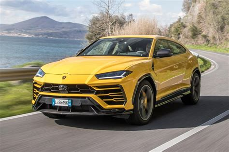 Lamborghini Urus Picture by New Lamborghini Urus 2018 Review Pictures Auto Express