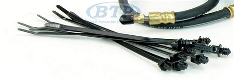 Boat Trailer Axle With Disc Brakes by Single Axle Boat Trailer Brake Line Kit For Hydraulic Brakes