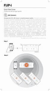 Jblflip4a Portable Bluetooth Speaker User Manual Tr03292