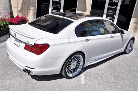 2011 Bmw Alpina B7 Alpina B7 Lwb Stock # 5762 For Sale