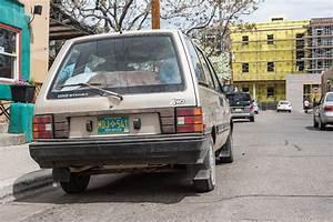 The Street Peep  1988 Nissan Stanza  4wd Wagon
