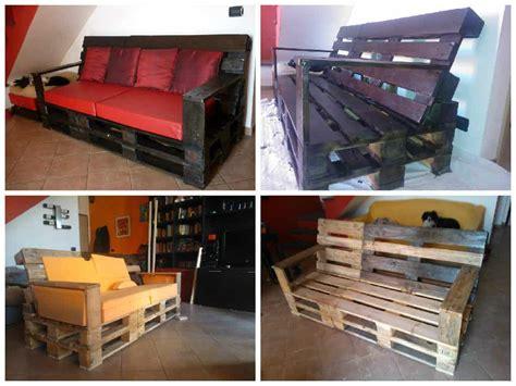 Divano Pallet Usato : Divano In Pallets / Pallet Sofa €� 1001 Pallets