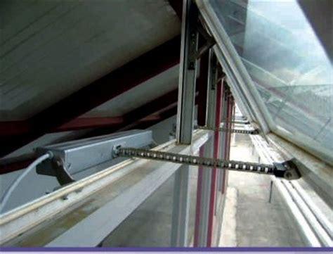 motorized openers  windows skylights vents