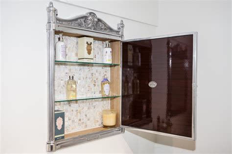 Bathroom Wall Cabinets With Mirror by Blenheim In Wall Cabinet Chadder Co