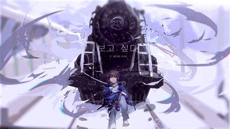 Anime Wallpaper Bts V by V Bts Zerochan Anime Image Board