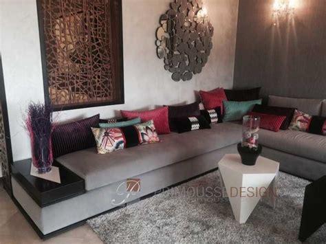 canapé marocain design best 25 salon marocain 2015 ideas on chambre
