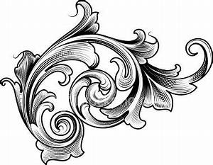 17 Best images about SCROLLS, FILIGREE, DAMASK, ETC. on ...
