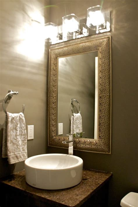 powder room mirror powder room 1000 images about powder room on marble top