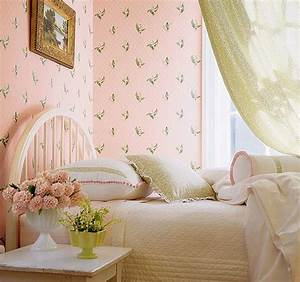 Girl wallpaper for bedroom (photos and video ...