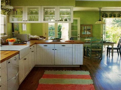 green paint colors for kitchens neutral kitchen color schemes with green rug nytexas 6946