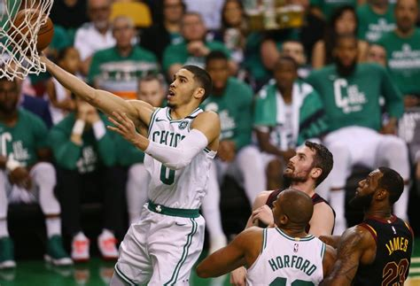 Celtics Bump Off Cavs in Beastly Eastern Conference Game 5 ...