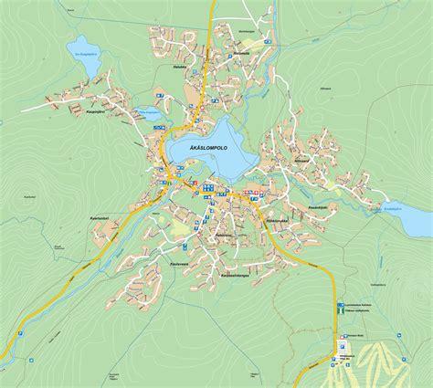 Maps - Ylläs