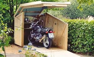 Garage Bauen Anleitung : fahrradbox bikeport schuppen ~ Michelbontemps.com Haus und Dekorationen