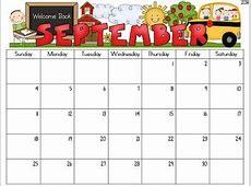 {Editable} Monthly Calendars 20172018 by Teacher at Heart
