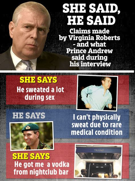 Prince Andrew facing explosive new evidence he did meet ...