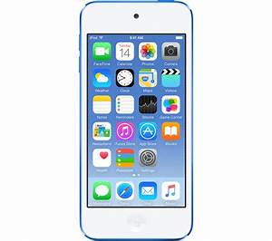 Buy APPLE iPod touch - 64 GB, 6th Generation, Blue | Free ...