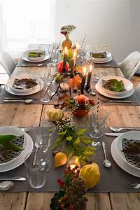 Tipps Für Tischdeko : herbstliche tischdeko einfach und g nstig nachmachen mit diesen drei tipps gelingt die perfekte ~ Frokenaadalensverden.com Haus und Dekorationen