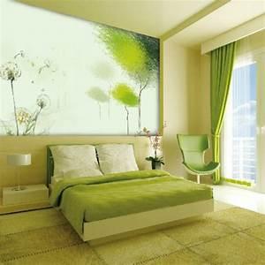 Tapeten Im Schlafzimmer : 150 coole tapeten farben ideen teil 1 ~ Sanjose-hotels-ca.com Haus und Dekorationen