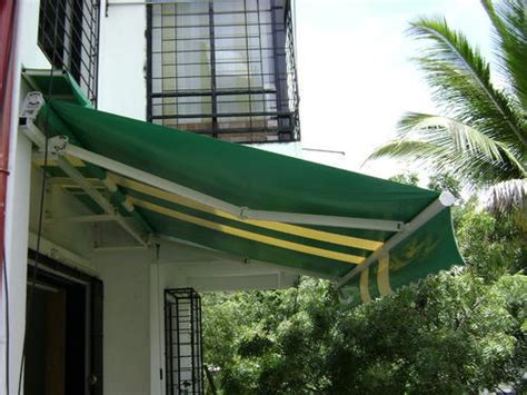 awnings retractable awning manufacturer  pune
