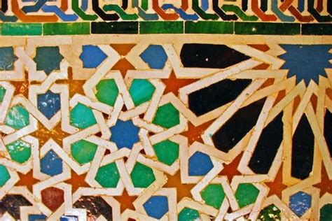 30 best ideas about alhambra on mosaic wall