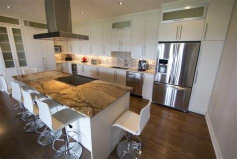grand ilot de cuisine la démocratisation du penthouse danielle bonneau