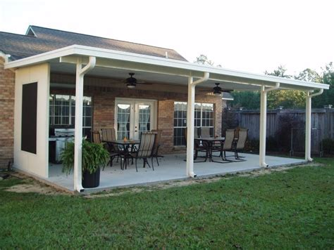 deck shade options aluminum patio roofs
