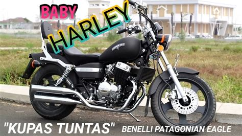Review Benelli Patagonian Eagle by Review Baby Harley 2018 Kupas Tuntas Benelli Patagonian
