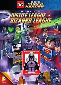 LEGO Justice League vs. Bizarro League & Batzarro Pre ...