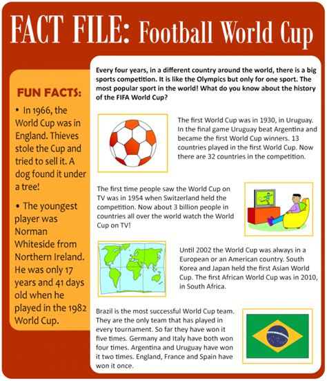 football world cup learnenglish kids british council